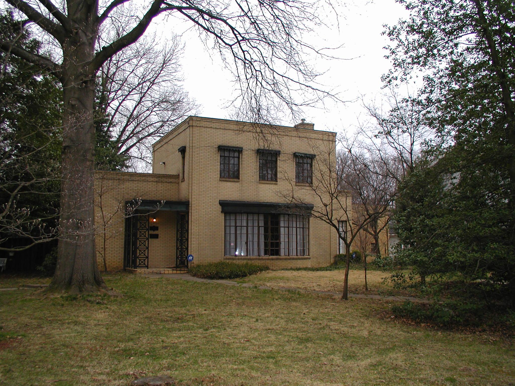 The Ensign-Seelinger House
