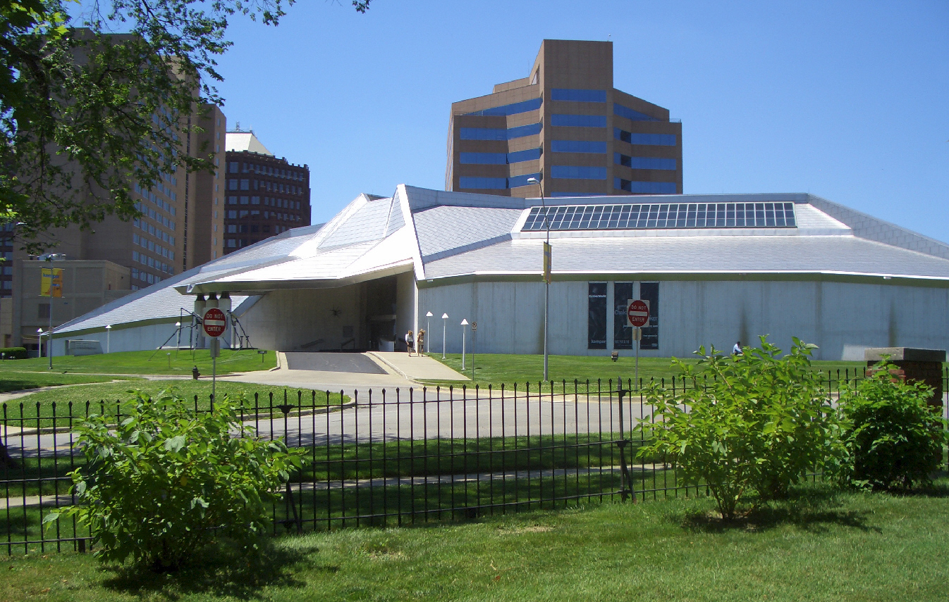 The Kemper Museum of Contemporary Art opened in 1994.