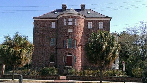 Joseph Manigualt Home Exterior