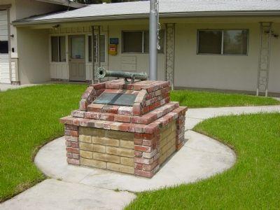 Battle of Chino marker