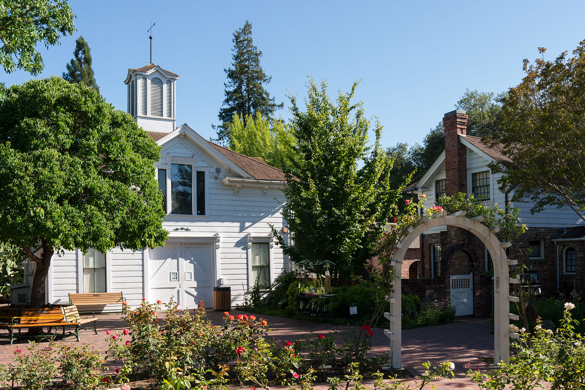 The Luther Burbank Home and Gardens