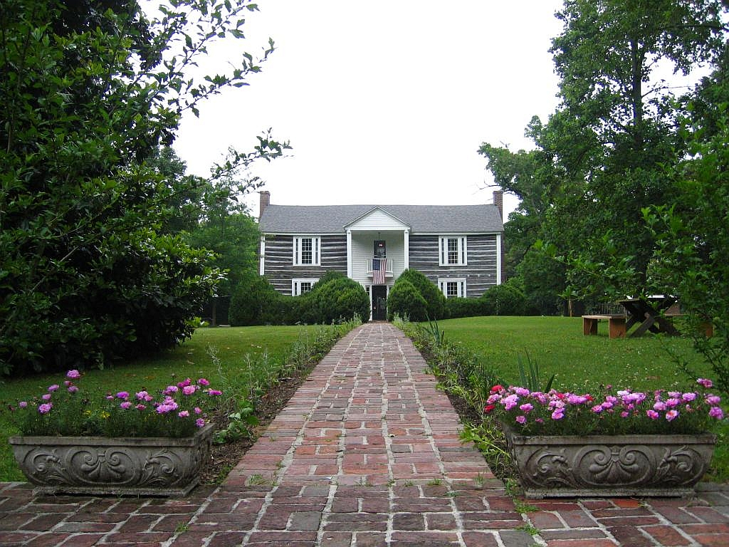 The Davies plantation home is the oldest structure in the county and is possibly the oldest in West Tennessee.
