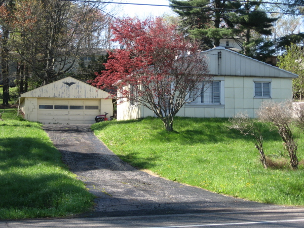 Lustron House at 2452 Vestal Parkway E.