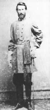 Confederate Colonel George Imboden of the 18th Virginia Cavalry. Though not the home's first owner, he is certainly most notable. Several of Imboden's brothers also served in the Confederate Army, including General John Imboden.