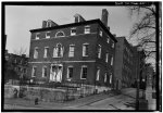 Harrison Gray Otis House (first), 141 Cambridge Street, Boston, Suffolk County, MA. after 1933. Library of Congress Prints and Photographs Division, Washington, D.C. 20540 USA. Library of Congress. Comp. Historic American Buildings Survey.