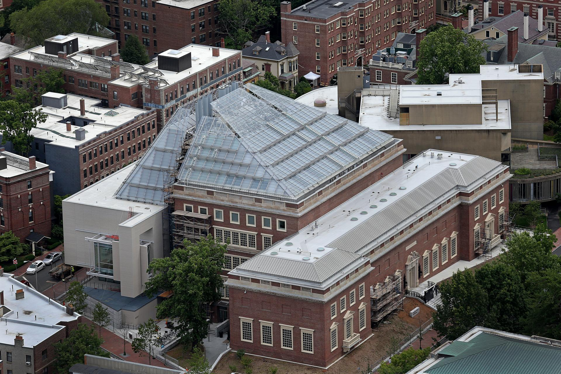 Reopened in 2014, the University's building at 32 Quincy Street unites the Fogg, Busch-Reisinger, and Arthur M. Sackler museums in a single building that was designed by architect Renzo Piano