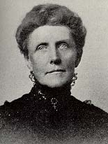 Charlotte Thorn, one of the founders of the school.