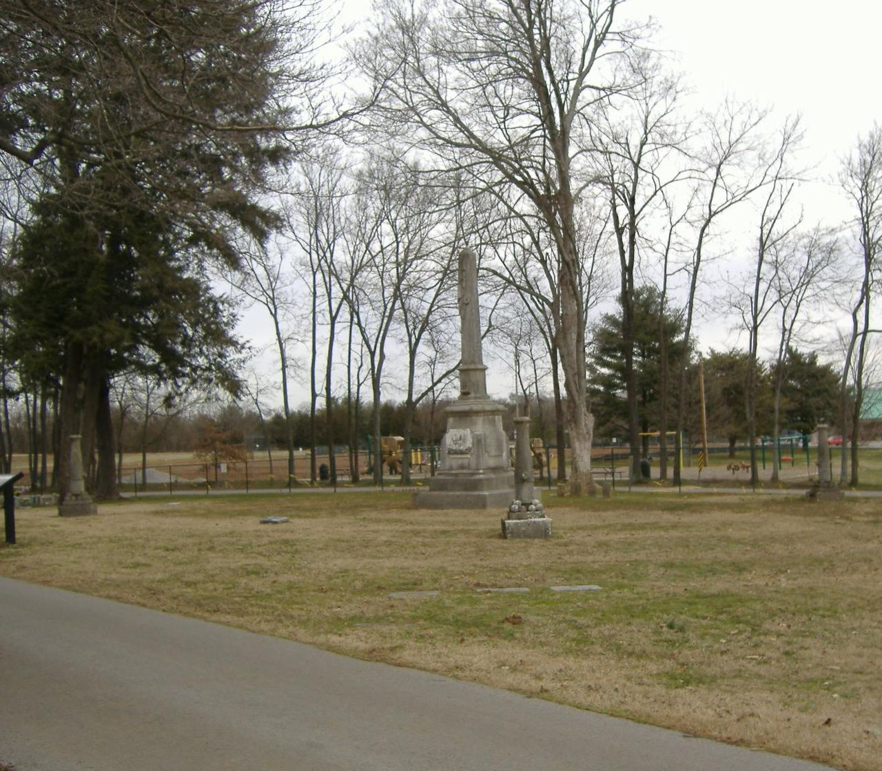 Confederate Monument of Bowling Green