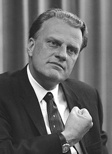 Billy Graham in 1966