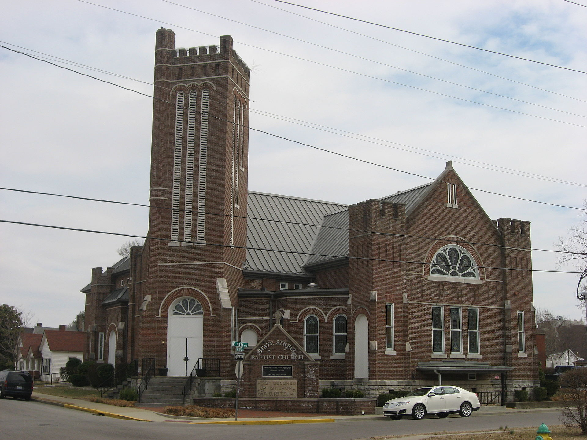 State Street Baptist Church today