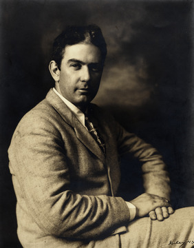 1927 Portrait of Calder by Peter A. Juley & Son
