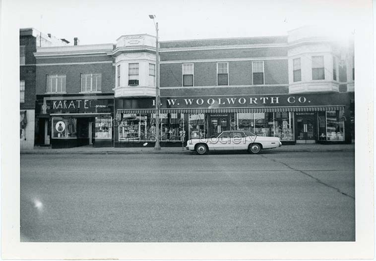532 N. Milwaukee Avenue, circa 1975