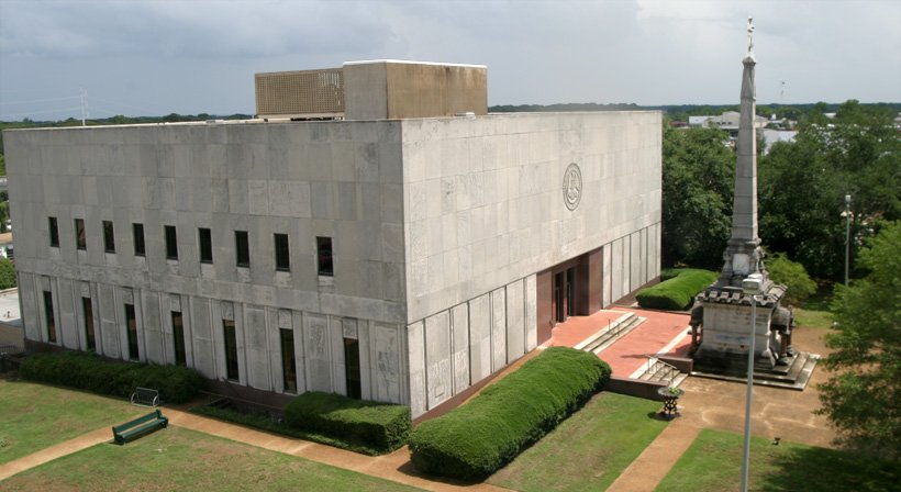 The Charlotte M. Capers building was constructed in 1963 as the new home for the MDAH. Previously, it was located in the State Capitol basement and then in the War Memorial Building. Both locations were insufficient for the department's needs.