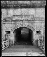 Fort Macon Main Entry, 1935