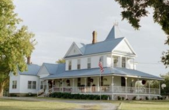 Construction on the home, which has been expanded several times, began in 1870.