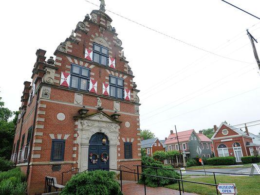 The Zwaanendael Museum
