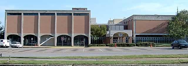 Juliette Hampton Morgan Memorial Library