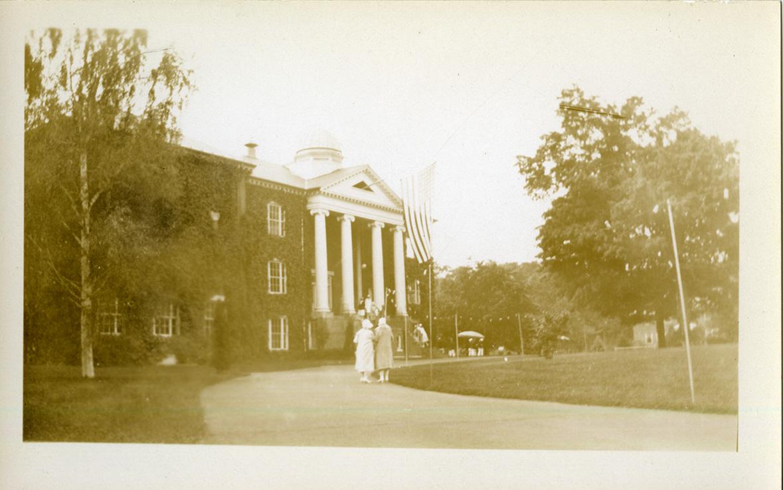 Abbot Hall, 1930s