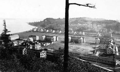 Fort Worden, 1923
