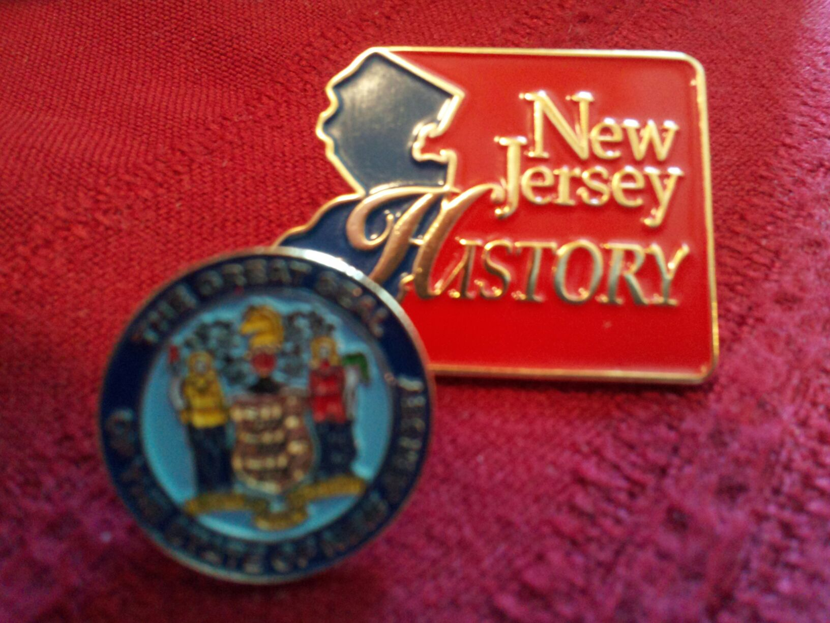 Support NJ History!