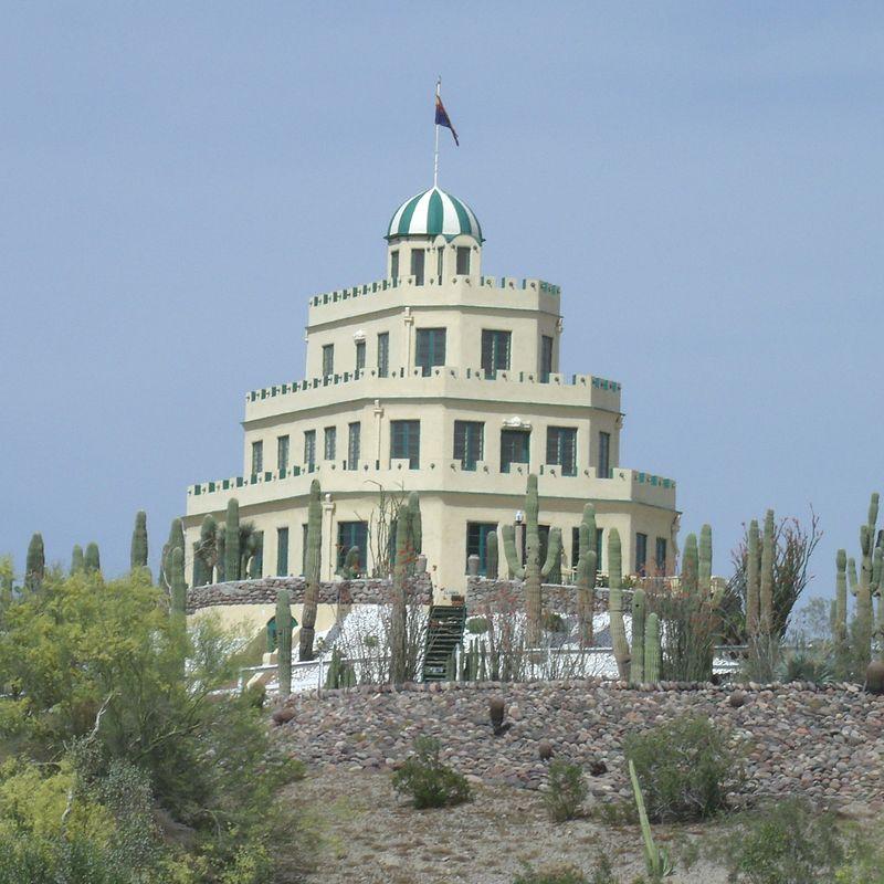 Tovrea Castle, 2013
