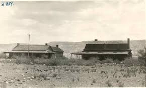 Remains of Verde in 1931