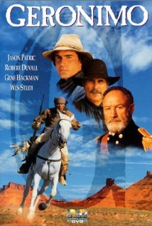 Geronimo movie poster