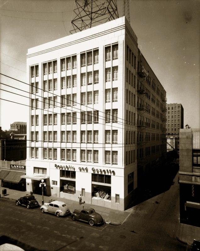 Heard Building 1940s