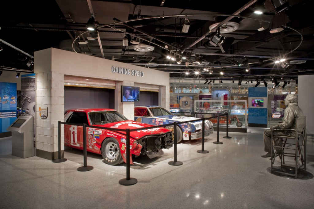 NASCAR Hall of Fame Exhibit