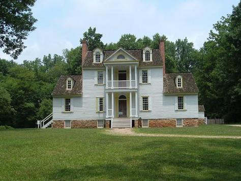 Rosedale Plantation Exterior
