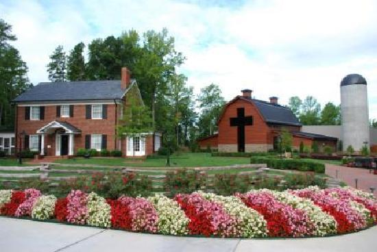 Billy Graham Childhood Home and Library
