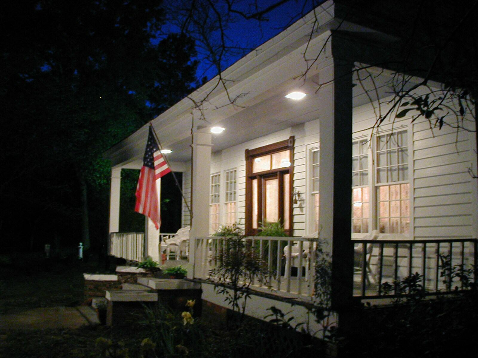 This historic home was built in 1861.