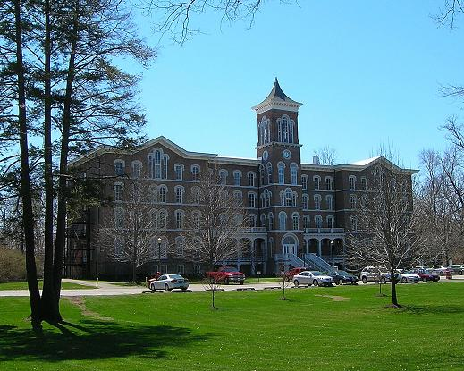 College Hall, Lake Erie College