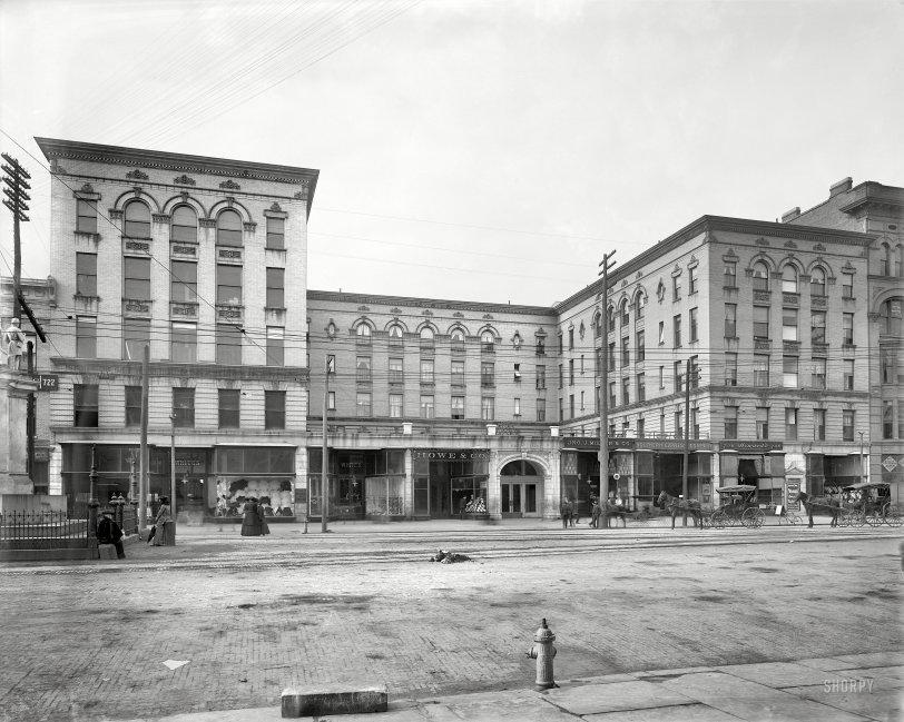 Albion Hotel 1902