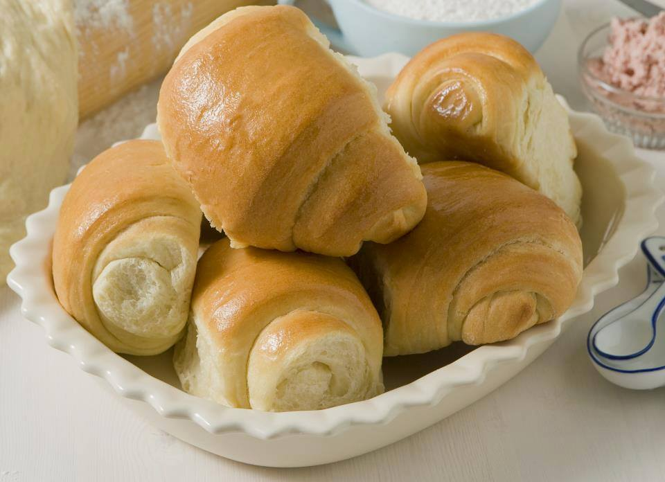 famous Lion House Pantry rolls