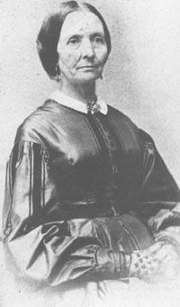 undated photo of Eliza R. Snow