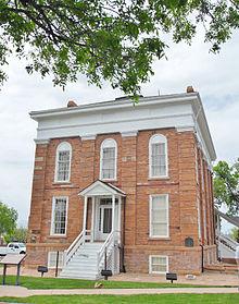 Original Utah Territorial House