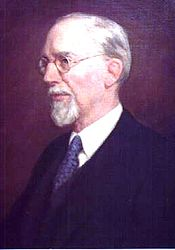 Official portrait of George Albert Smith