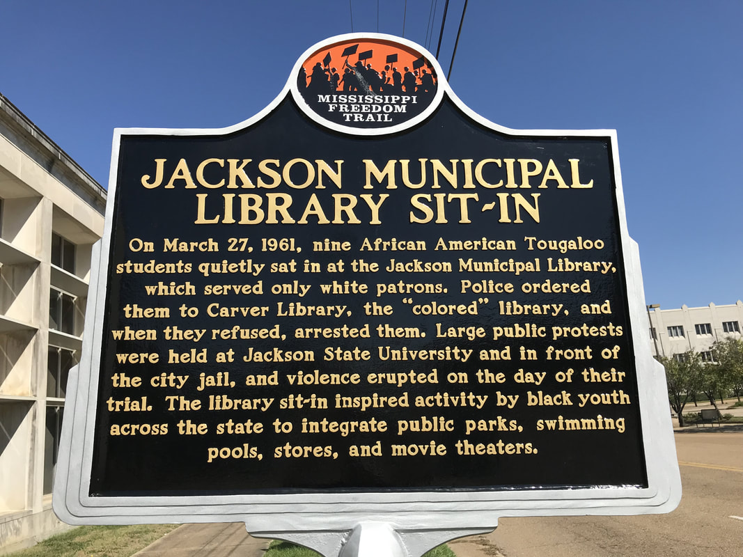 Front of the marker (2017). Used with permission.