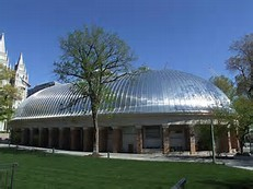 Salt Lake Tabernacle as it looks today