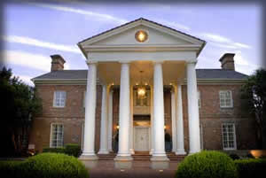 Arkansas Governor's Mansion (Photo courtesy of Arkansas Governor's Mansion)