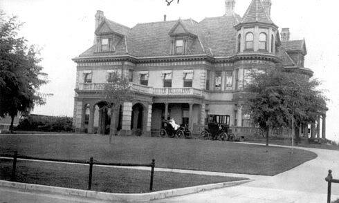 "The Overholser was considered to be the first mansion built in Oklahoma City. It was constructed in 1903 by Henry Overholser who is considered to be the ""Father of Oklahoma City""."