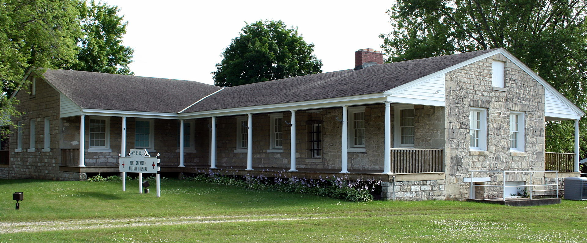 The Fort Crawford Museum