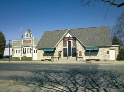 The Door County Historical Museum