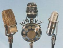 Antique Radio Microphones 