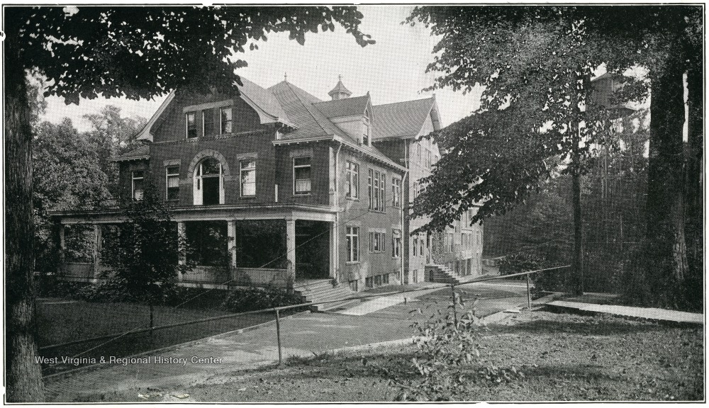 Home for nurses and employees, 1920
