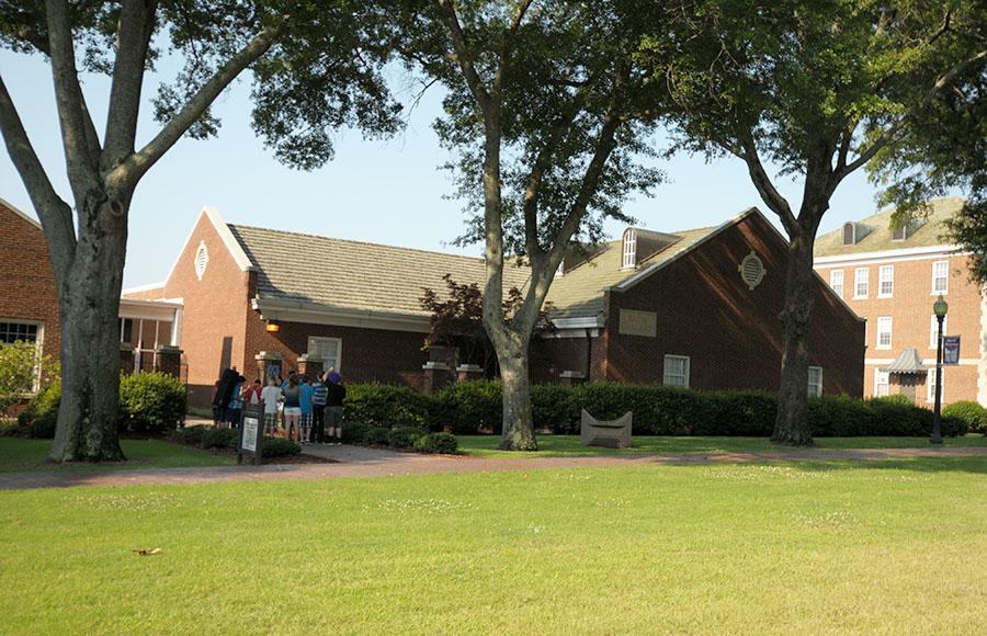 Baum Gallery, University of Central Arkansas