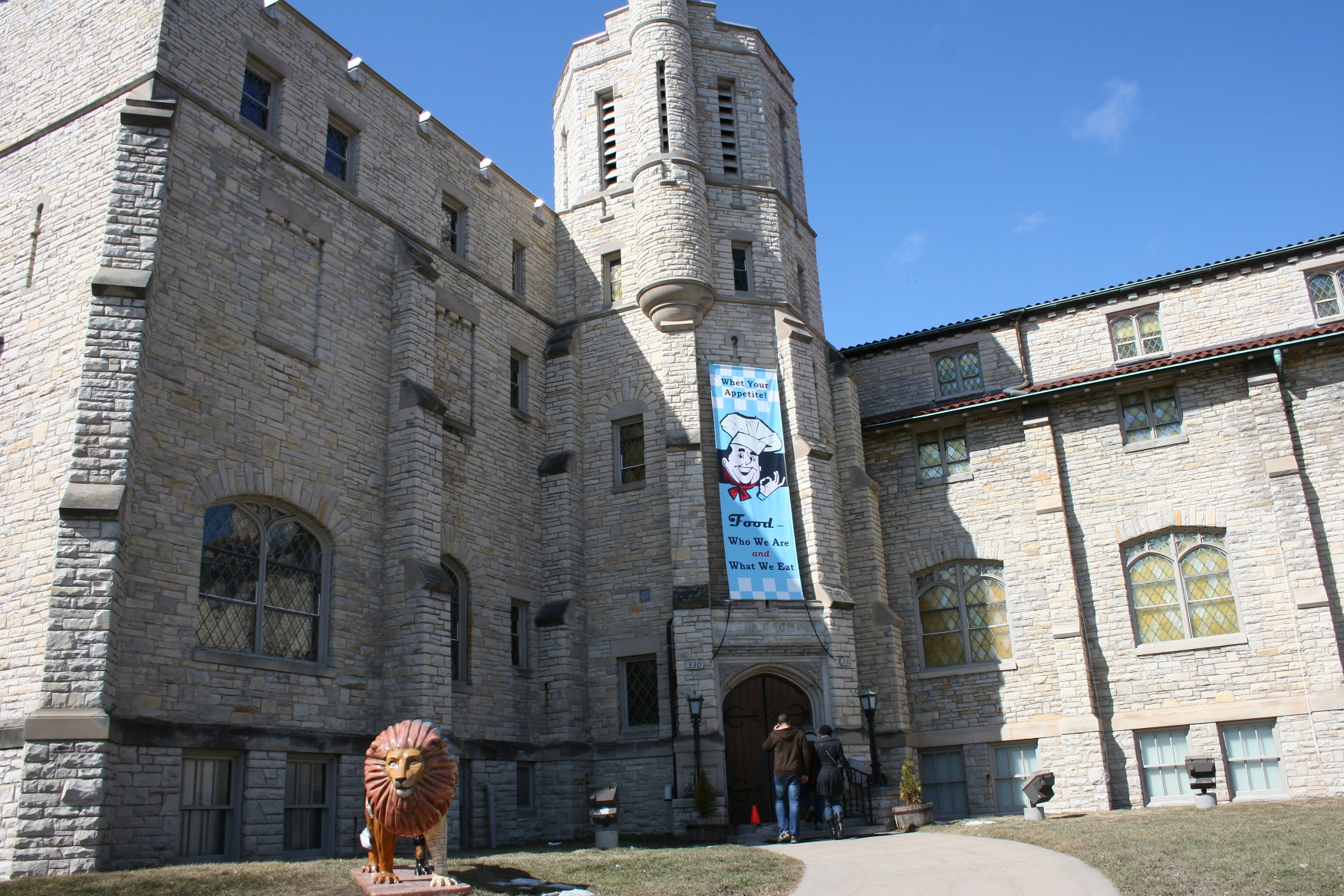 History Museum at the Castle