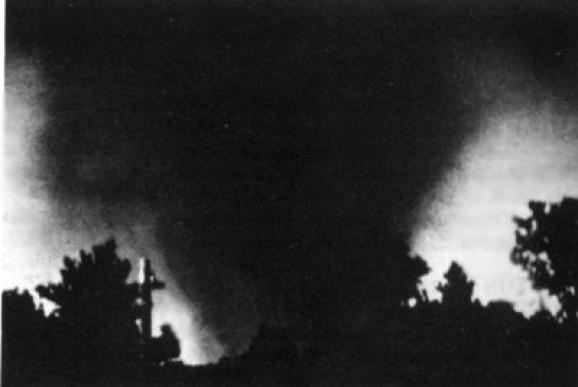 1953 tornado in Waco TX