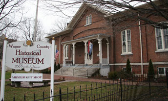 The museum was established in 1929.